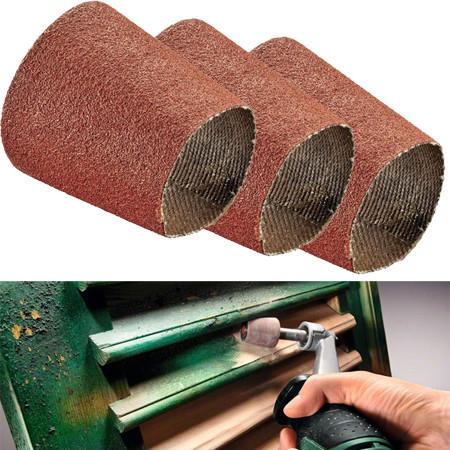 Hojas de lija conicas para rodillo conico de la lijadora prr 250