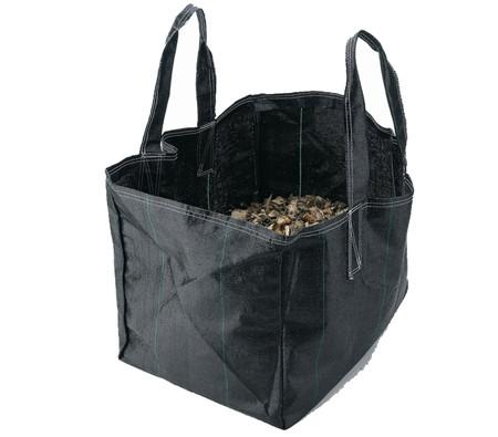 saco de recolección del triturado del jardín