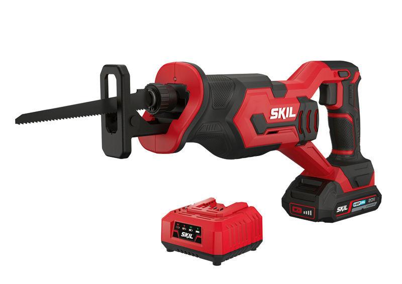 Sierra sable batería Skil 3470aa para profesional, robusta y eficaz