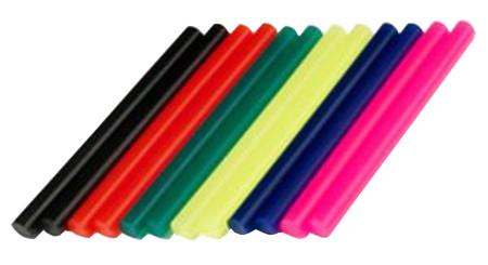 Barras de pegamento de colores gg05 dremel 2.615.gg0.5ja