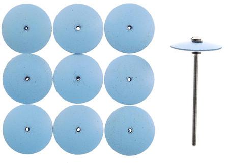 Pulidores silicona de proxxon 28293