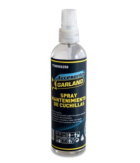 spray para lubricar cuchillas de cortasetos Garland 7100000250