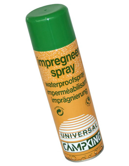 Spray impermeabilizante campin