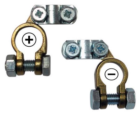 Bornes para baterias de coche para cable de 35mm2