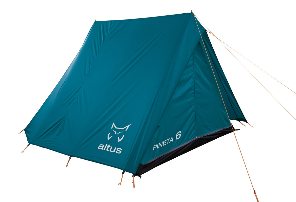 Tienda de acampada Altus, Pineta 6