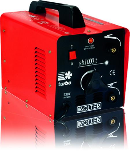SOLDADORA ELECTRICA SOLTER SB-1000 TURBO REF 01053