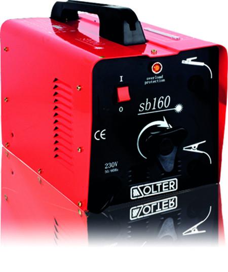 TRANSFORMADOR SOLDADURA ELECTRICA SB-160 T