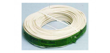 Cables - CABLE MANG RED H05VV-F 100MTS. 2X1.50 BLANCO