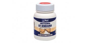 Adhesivos - COLA BLANCA STANDARD 250 GR