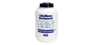 Adhesivos - COLA BLANCA STANDARD 5 KG