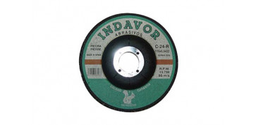 DISCO CARB.D/PIEDR.C24 INDAVOR 115X6X22 S/D