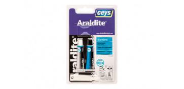 Adhesivos - ADHESIVO ARALDIT STANDARD BLISTER PEQUEÑO