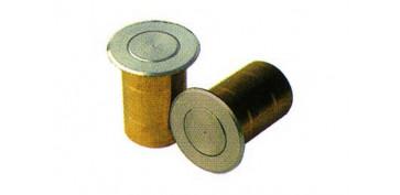 DEDAL AUTOMATICO LATON MUELLE INOX 400-20MM L