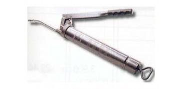 Engrase y lubricacion industrial - BOMBA DE ENGRASE MANUAL A PALANCA SG -1000 CC VÁLVULA DE LLENADO Y ACOPLAMIENTO RÍGIDO