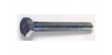 Fijación y Tornilleria - TORNILLO INOX DIN 933 A-2 4X 40