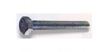 Fijación y Tornilleria - TORNILLO INOX DIN 933 A-2 10X 80
