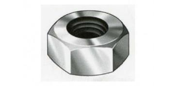 TUERCA INOX DIN 934 A-2 M-8