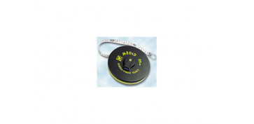 Medidores de distancias - CINTA METRICA FIBRA VIDRIO 25 MT