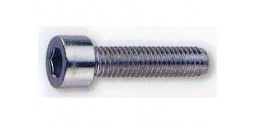 Fijación y Tornilleria - TORNILLO INOX DIN 912 A-2 8X60