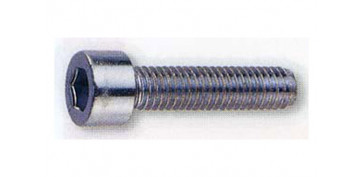 Fijación y Tornilleria - TORNILLO INOX DIN 912 A-2 10X40