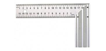 Otros instrumentos de medida - ESCUADRA BASICA INOX 400 MM