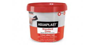 Masillas y siliconas - AGUAPLAST STANDARD CIMA 1 KG/PASTA