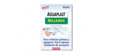 Masillas y siliconas - AGUAPLAST RELLENOS TAPAGRIETAS 1 KG/POLVO