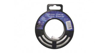 Cables - CABLE MANGUERA REDONDA BLANCO 2X1 5 M
