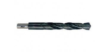 Brocas metal - BROCA METAL STANDARD CILINDRICA M/REB. HSS DIN338N 1007-19 MM