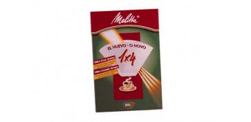 Coccion - PAPEL FILTRO CAFETERA MELITTA 1X4/40