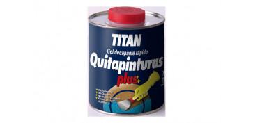 Proteccion y tratamiento para madera - QUITAPINTURAS PLUS 750ML