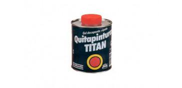 Proteccion y tratamiento para madera - QUITAPINTURAS PLUS 375ML