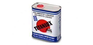 Productos de limpieza - PULIMENTO LIQUIDO 375ML