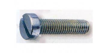 Fijación y Tornilleria - TORNILLO ZIN DIN 84 C/CILIN 4X10