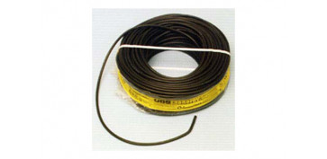 Cables - CABLE MANGUERA ACR.0.6/1KV. 2X2.5 NEGRO