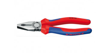Alicates y tenazas - ALICATE UNIVERSAL KNIPEX 200MM 03 02 200