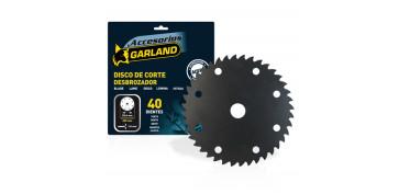 DISCO CORTE 40 DIENTES GARLAND 7102551840