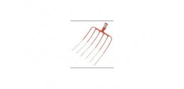 Herramienta manual de jardin - HORCA TUBO 340MM X250MM