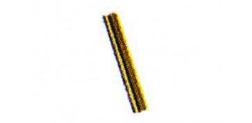 VARILLA PLAST P/CERR 1503-1505 1. MARRON 1505/2043