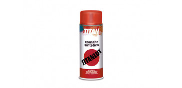 Aerosol o spray - ESMALTE SINTETICO SPRAY 200 ML BLANCO