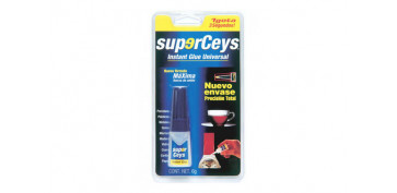 Adhesivos - ADHESIVO SUPERCEYS 6 GR