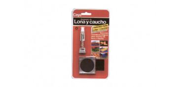 Adhesivos - REPARADOR LONA-CAUCHO 6 UDS