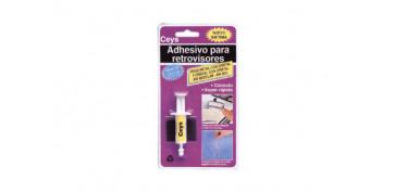 Adhesivos - ADHESIVO RETROVISORES JERINGA