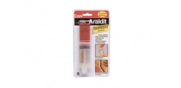 Adhesivos - ADHESIVO ARALDIT RAPIDO 24ML TRANSPARENTE JERINGA