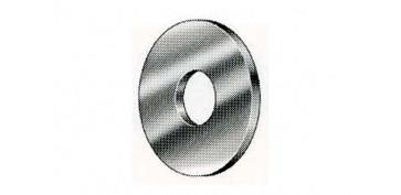 ARANDELA INOX DIN 9021 A-2 8