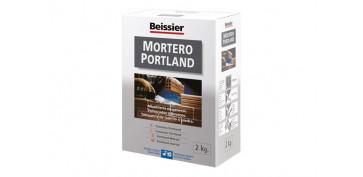 Masillas y siliconas - MORTERO PORLAND 2 KG