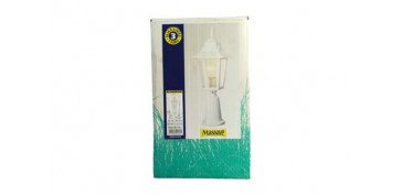 Iluminacion vivienda - APLIQUE EXTERIOR MASSIVE 1452/01/31 B