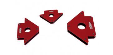 Otros instrumentos de medida - ESCUADRA MAGNETICA Q1-85X85MM