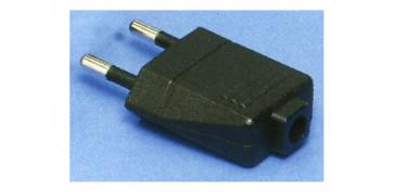 Material instalacion electrico - CLAVIJA 10 A SIN T.T. GILMA403014 BLIST