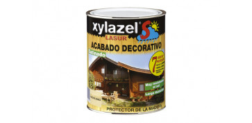 Proteccion y tratamiento para madera - SOL LASUR SATINADO INCOLORO 375 ML